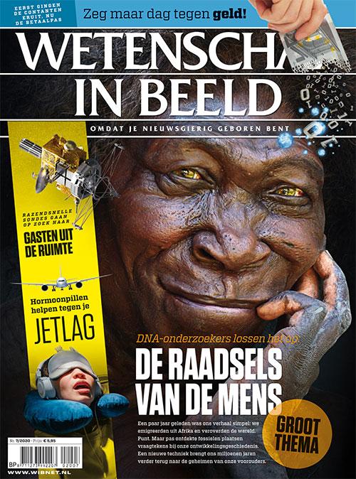 cover Wetenschap in Beeld